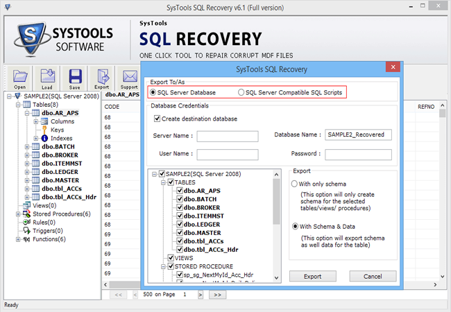 MS SQL Server Database Forensics