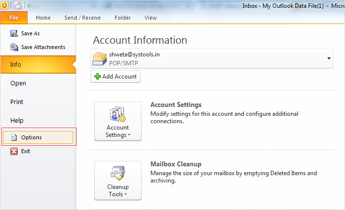 How to Retain an Attached File in a Reply in Outlook 2010