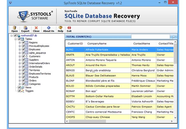 SQLite Forensic Analysis